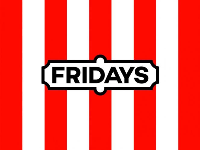 還沒到星期五,但是 TGI Friday 已經縮短到 Friday 了