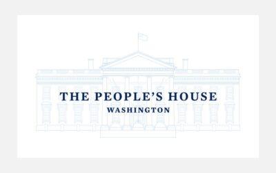 白宮一番新設計,讓之前版本變白工